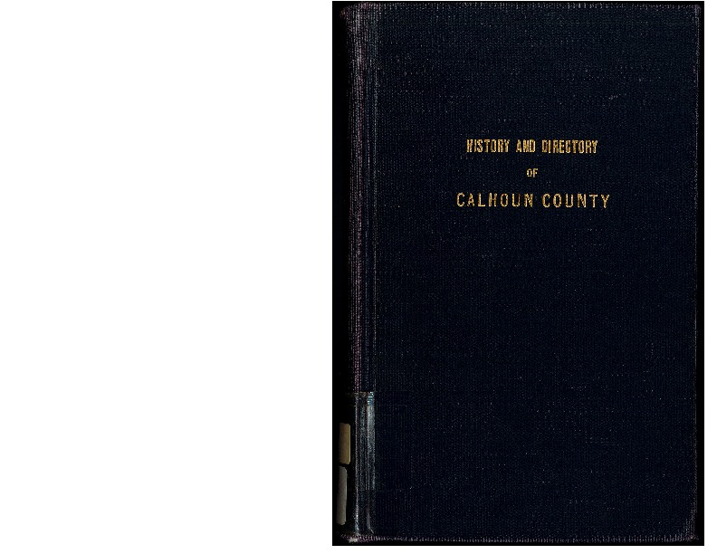 1869-70 History and Directory of Calhoun County.pdf