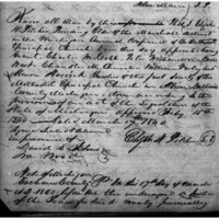 Methodist Episcopal Church of Albion Articles of Incorporation